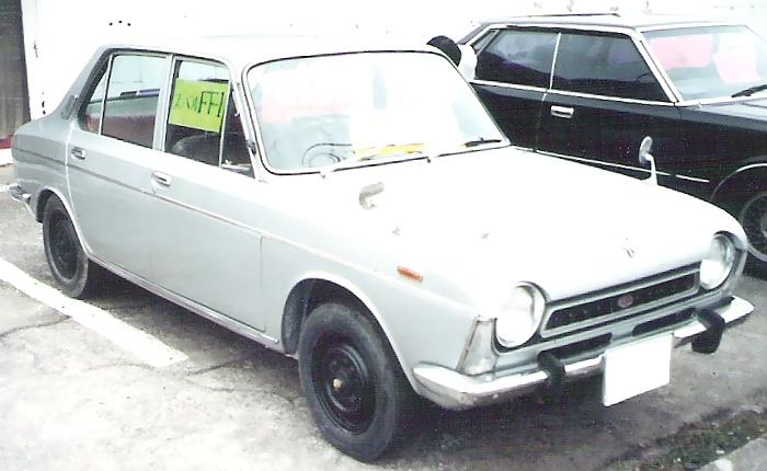 Subaru FF-1 Star