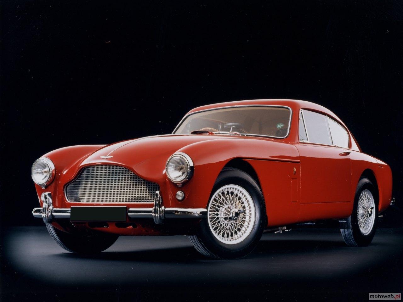 Aston Martin DB3 (road car)