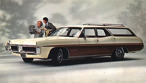 Pontiac Executive