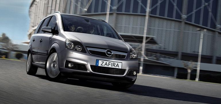 General Motors Zafira
