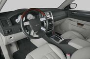 2007 300C interiordash