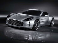 Aston Martin One-77 1
