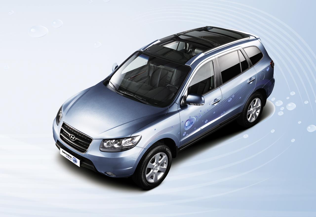 Hyundai Santa Fe Hybrid Concept