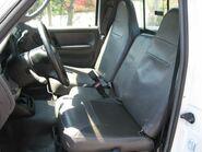 Mazda B-Series Interior(Seats)