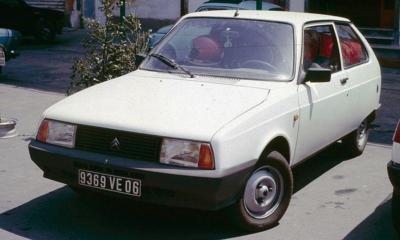 Citroën Prototype Y Concept