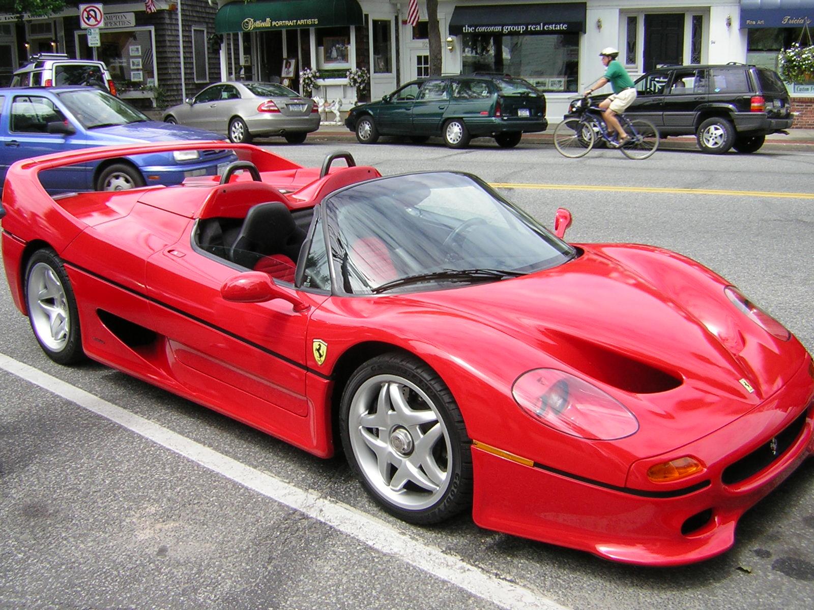 Ferrari F50 Autopedia Fandom