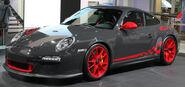 Porsche 997 GT3 RS 850x400
