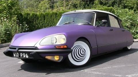 1970 Citroën DS 21 Pallas Start Up, Test Drive, and In Depth Review