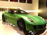 Ferrari HY-KERS Hybrid Concept
