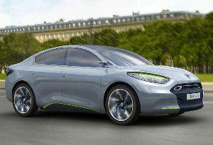 Renault Fluence Zero Emission Concept