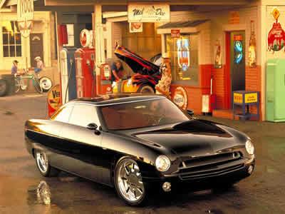 Ford Forty-Nine