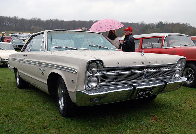 Plymouth Fury (1965–1968)