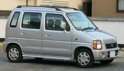 1998 Suzuki WagonR-Wide 01.jpg