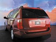 2006 Sedona rearview