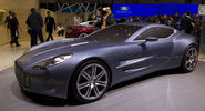 Aston Martin One 77 2