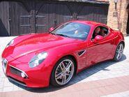 Alfa Romeo 8CC