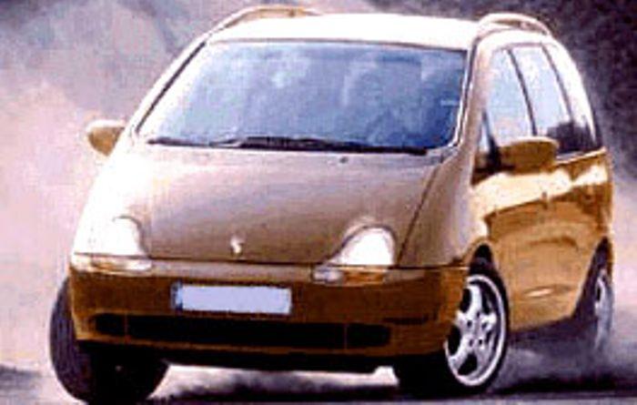 Porsche Varrera