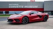 2021 Chevrolet Corvette (C8)