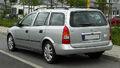 Opel Astra Caravan 1.6 16V Selection (G) – Heckansicht, 28. Mai 2011, Düsseldorf