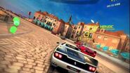 Asphalt 8 Airborne Ferrari F50 MULTIPLAYER CUP Venice Walkthrough