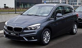 BMW 2 Series (F45)