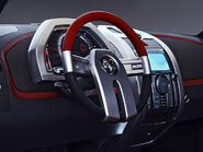 Dodge Rampage interior