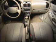 4 Hyundai Accent 2000