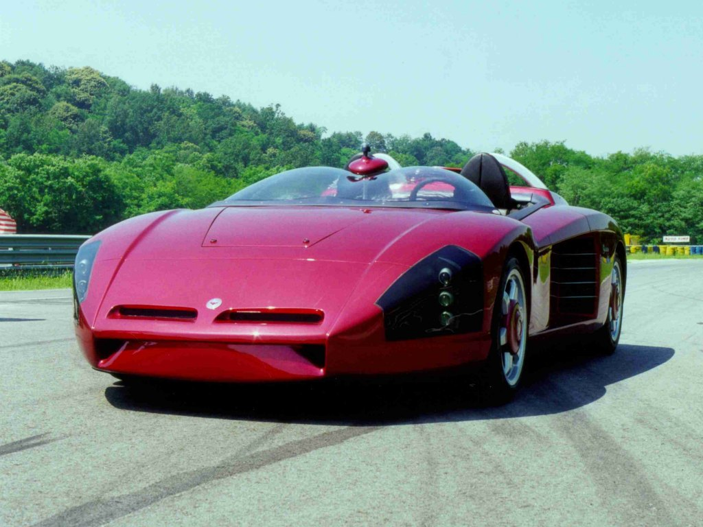Bizzarrini Kjara Concept