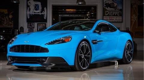 2013 Aston Martin Vanquish - Jay Leno's Garage