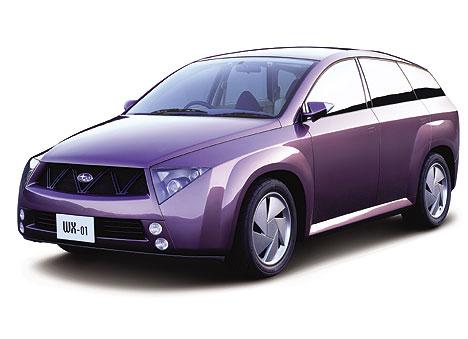 Subaru WX-01