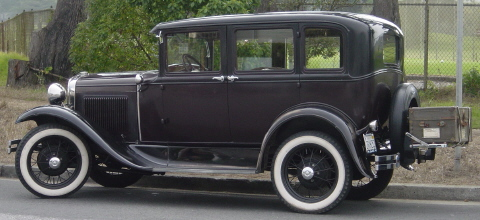 Ford Model A (1927-1931)