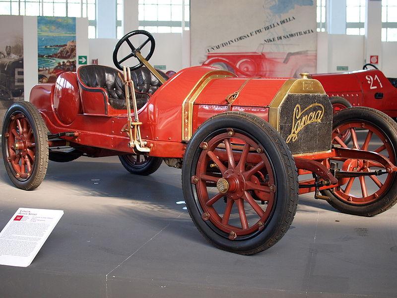 Lancia Alfa-12HP