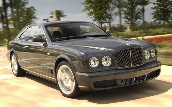 Bentley Brooklands (2008)