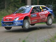 Carlos Sainz - 2004 Rally Finland 2