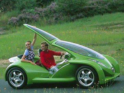 Peugeot Vroomster