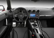 2008 Audi TT dash 2