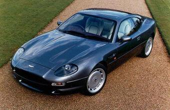 Aston Martin Db7 Autopedia Fandom