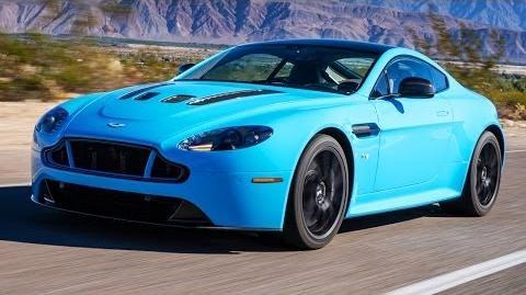 2015 Aston Martin V12 Vantage S The Biggest V-12 In The Smallest Aston! - Ignition Ep. 95