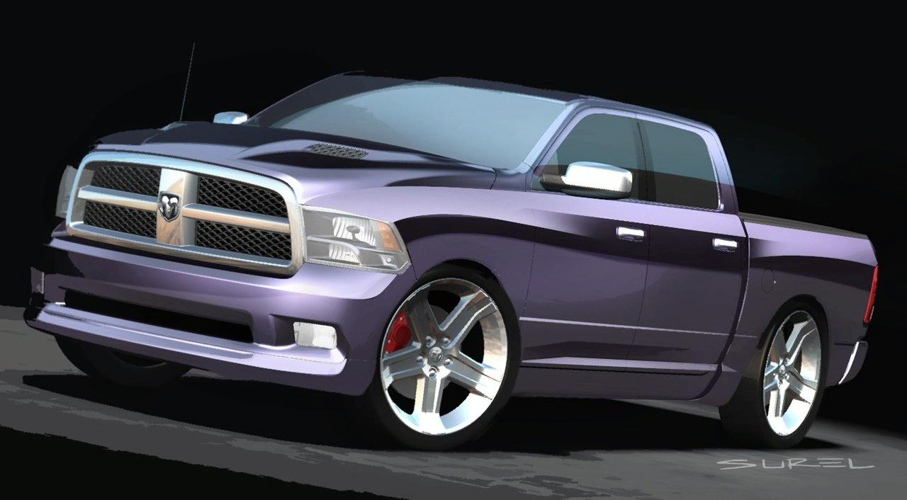 Dodge Ram Mopar Street Concept