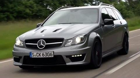 2014 Mercedes-Benz C63 AMG Edition 507 Wagon! The Modern Hammer Wagon? - Ignition Ep