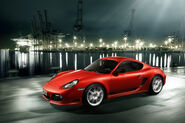 2011 Porsche Cayman R-6