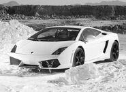 Lamborghini-Gallardo LP560-4 Snow
