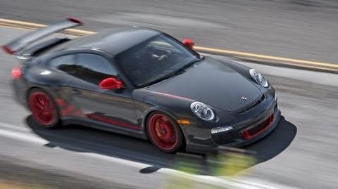 2011 Porsche 911 GT3 RS Hot Lap! - 2011 Best Driver's Car Contender
