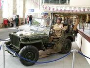 WWII Jeep 2 db
