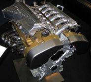 Pagani Zonda F engine (AMG V12 7.3l)2