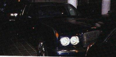Bentley Pegasus