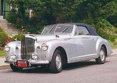 Bentley Mark VI Pininfarina