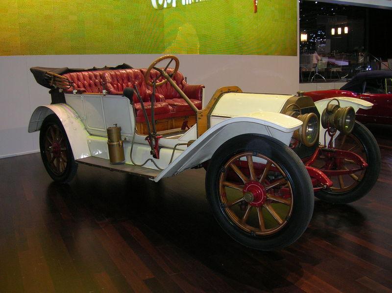 Lancia Beta-15/20HP