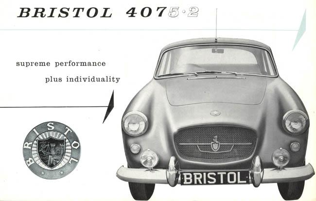 Bristol Type 407