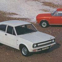 Allegro />/'76 placa LMG1018 Motor de comisión no. Morris Marina Austin 1100,1300